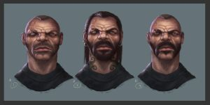 Character Design 1 by a3bashir