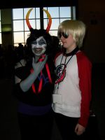 GaMzEe AnD dAvE by Cats-Eye-93