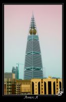 al-faisaliyah tower by AMROU-A