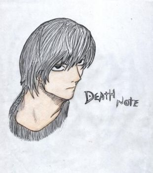 death_note_raito-kira by azdessins