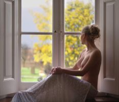 In the window by IvanCotera