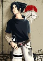 Sasuke - Want it all back by kimiko