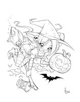 Witchypoo by Dhutchison