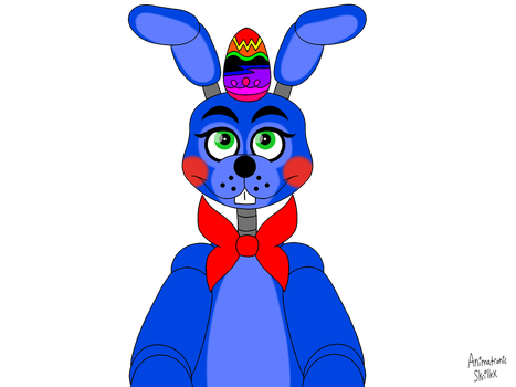 Easter! (2017) by Animatronic-Skrillex