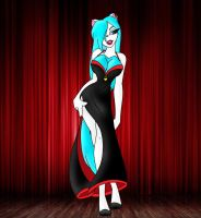 Miss OC Pageant: Round One: Sabrina Meow by ThatCanadian52