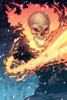 Ghost Rider alternative colors by RNABrandEnt