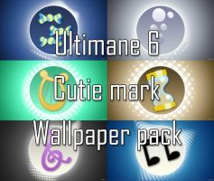 Ultimane 6 Wallpaper Pack by romus91
