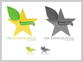 NewStar Logo by KeyMoon