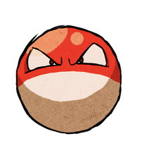 Voltorb WWS by the19thGinny