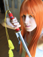 Kasumi cosplay preview by Lulisuki