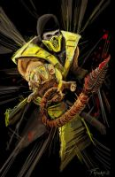 Scorpion by FASSLAYER