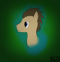 Doctor Whooves [First tablet art!!!!] by Navifan22