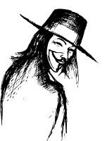 in memory of guy fawkes 1605 by X-Renovator