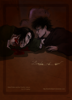 DH Spoiler: Snape by kestinstewart