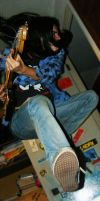 Guitar jump 02 by tople