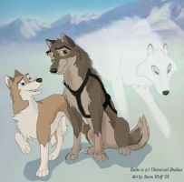 The Story of Balto by Starcanis