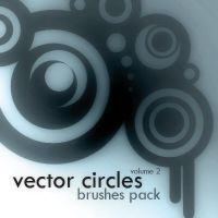 Vector Circles_VOL2_brushesset by solenero73