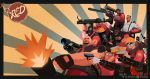 TEAM FORTRESS 2 : R.E.D by haruningster