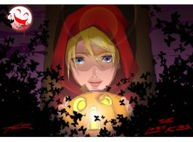 JJ the little red riding hood by kevinTUT