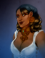 Isabela by SpaceMink