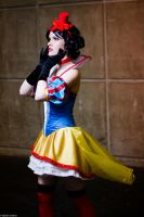Moulin Rouge Snow White by LuceCosplay