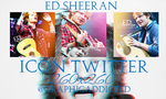 Icon Pack #6 - Ed Sheeran by GraphicAddicted