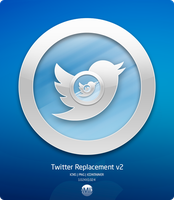 Twitter Replacement v2 by iTomix