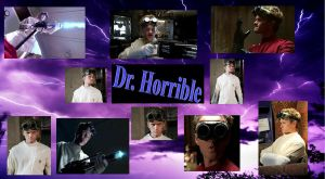 Dr Horrible by CTG22