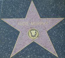 Audie Murphy's Star by rlkitterman