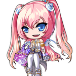 Maplestory AngelicBuster by ShiyumiChan