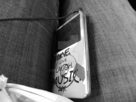 My iPod by 55996