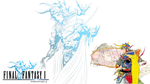 Final Fantasy I Wallpaper by JaviviDarkie