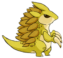 Sandslash WWS by the19thGinny