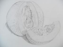 Melon max fruit 1 by TERRIBLEart