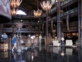 Animal Kingdom Lodge 45 by AreteStock