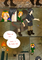 The white bird's shadow - 064 by PIXLI0N