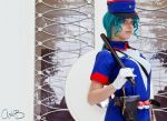 Officer Jenny by GinaBCosplay