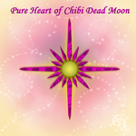 Pure Heart of Chibi Dead Moon by Iggwilv