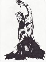 Eddie Brock by bridgecrewdave