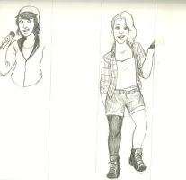PTX genderbends #5 aka FINAL PIC WIP by dippythesquid