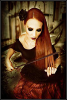 Simone Simons by ChasingEPICA