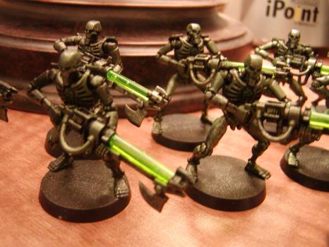 necrons by Anniana37