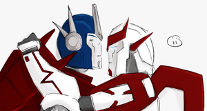 tfp optimus x ratchet by iiskaa