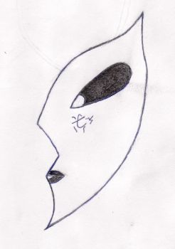 mask of lies by Sylpher