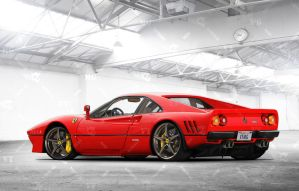1985 Ferrari 288 GTO by VTMG-Engineering