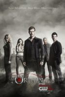 The Originals Promo Poster:Cemetery by RyoDambar