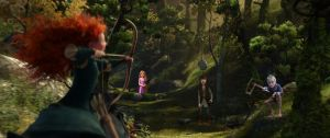 Guardians go after Merida by 1JoyDreamer
