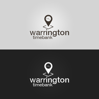 Timebank Warrington  - Logotype (Pin) by patrickzachar