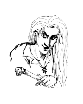 Lucius Malfoy by Devious-Doodles
