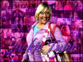 Jackie Tyler by Amrinalc